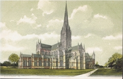 541  -  Salisbury Cathedral