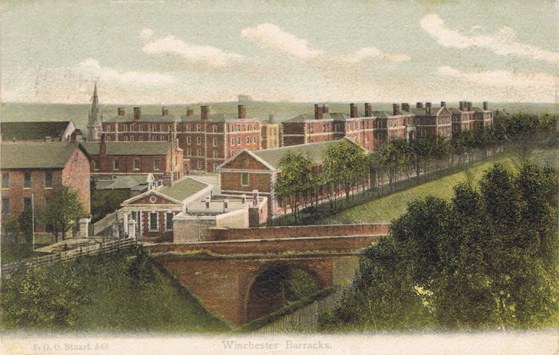 Winchester Barracks