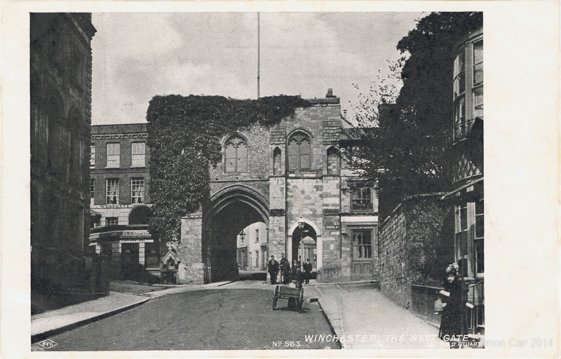 Winchester, The West Gate