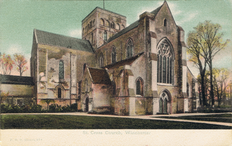 St Cross Church, Winchester