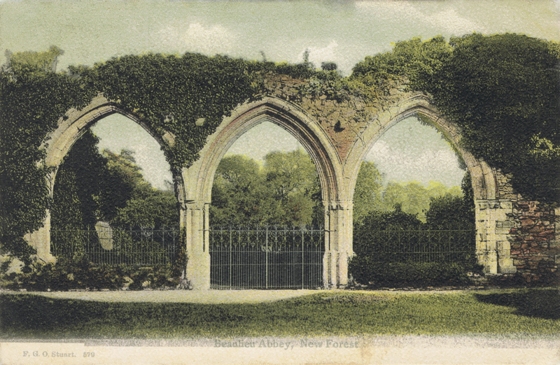 Beaulieu Abbey, New Forest