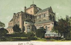 591  -  Romsey Abbey