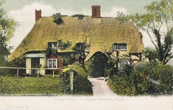 600  -  Cottage Homes of England, Minstead, Hants