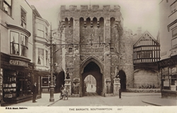 601  -  The Bargate, Southampton