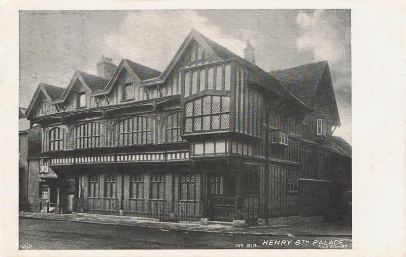 Henry 8th Palace