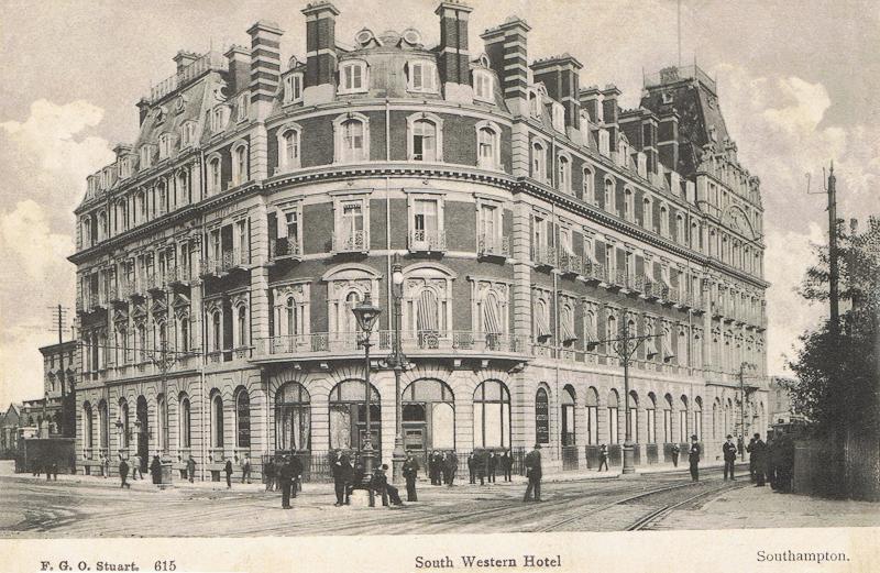 South Western Hotel, Southampton