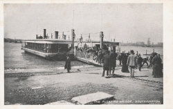 639  -  The Floating Bridge, Southampton