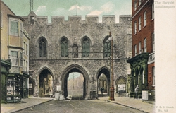 653  -  The Bargate, Southampton