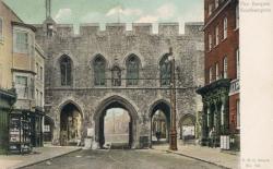 653  -  The Bargate, Southampton