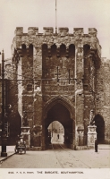 656  -  The Bargate, Southampton