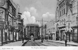 657  -  The Bargate, Southampton