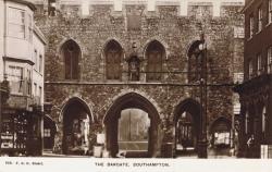 658  -  The Bargate, Southampton