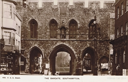 658  -  The Bargate, Southampton