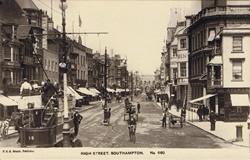 660  -  High Street, Southampton