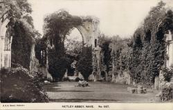 667  -  Netley Abbey Nave