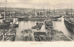 693  -  Southampton Docks