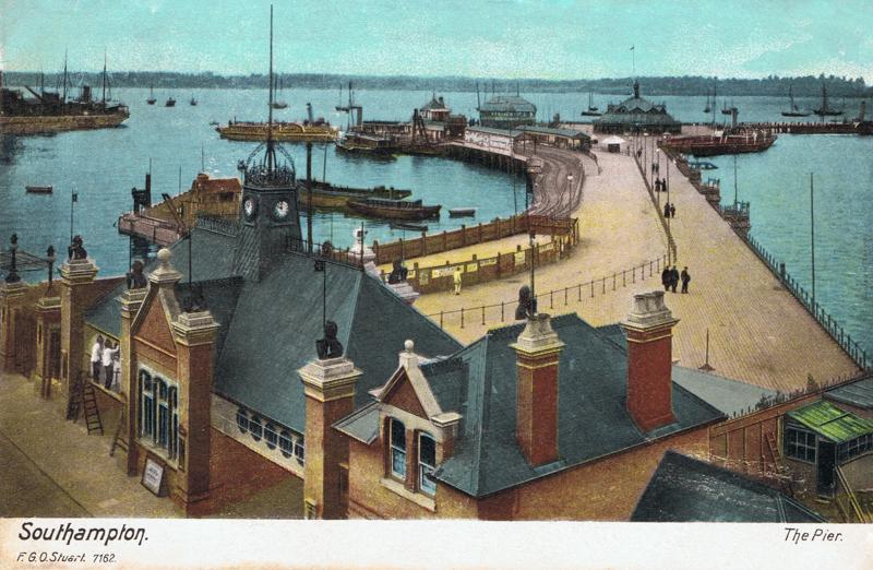 Southampton, The Pier