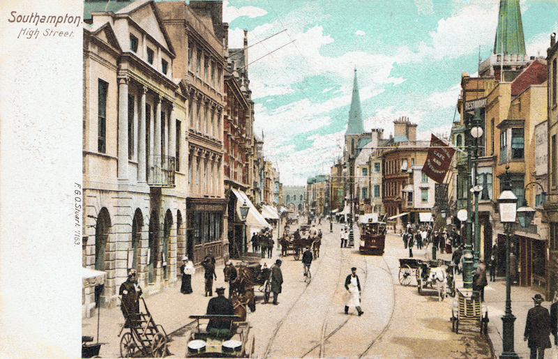 Southampton, High Street
