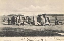 722  -  Stonehenge