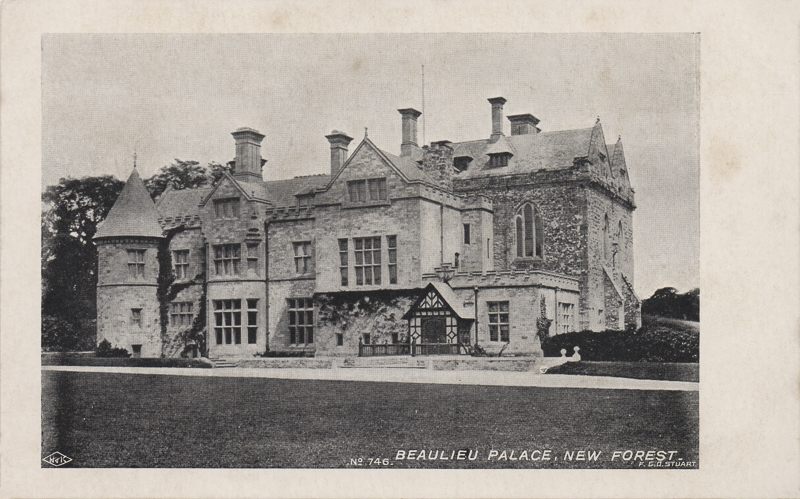 Beaulieu Palace, New Forest