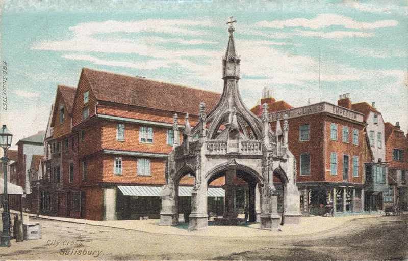 City Cross, Salisbury