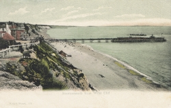 776  -  Bournemouth From West Cliff