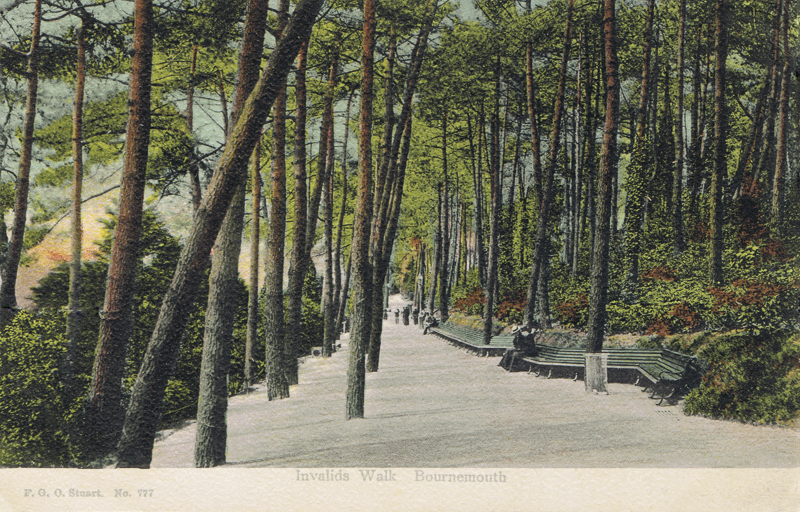 Invalids Walk, Bournemouth