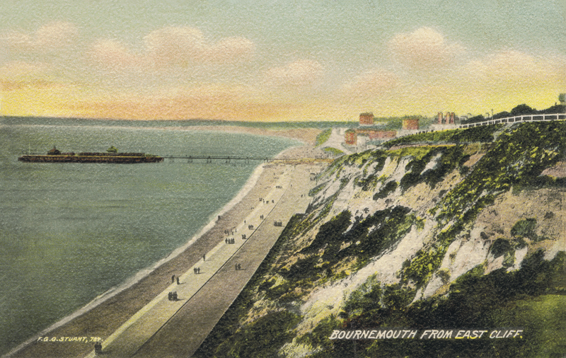 Bournemouth From East