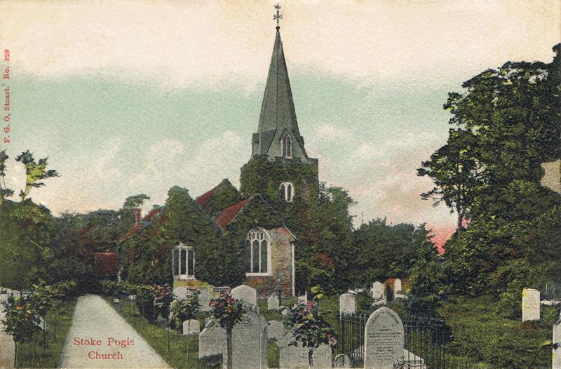 Stoke Pogis Church