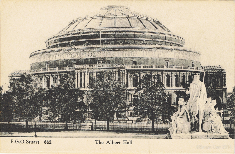 The Albert Hall
