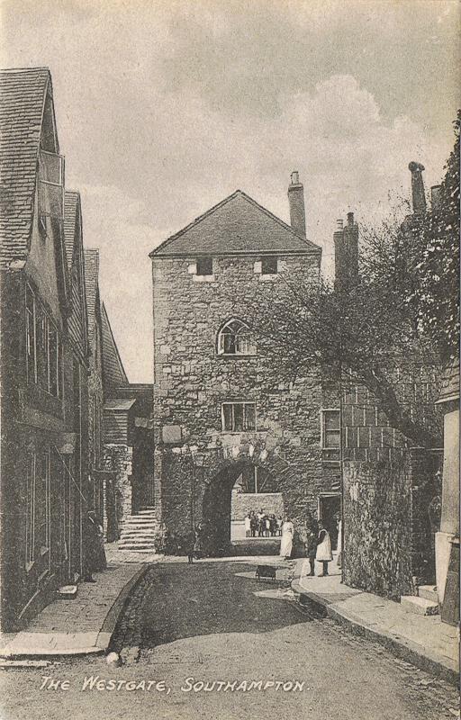 The Westgate, Southampton