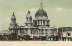 876  -  St Paul's Cathedral