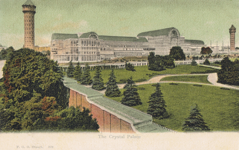 878  -  The Crystal Palace