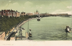 884  -  The Thames Embankment