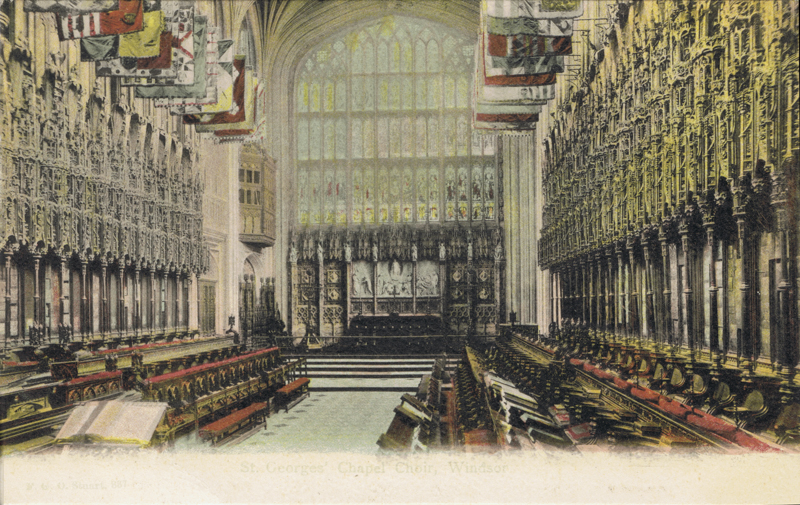 St George's Chapel Choir, Windsor Castle