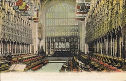 837  -  St George's Chapel Choir, Windsor Castle