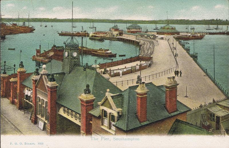 The Pier Southampton