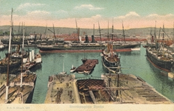 889  -  Southampton Docks