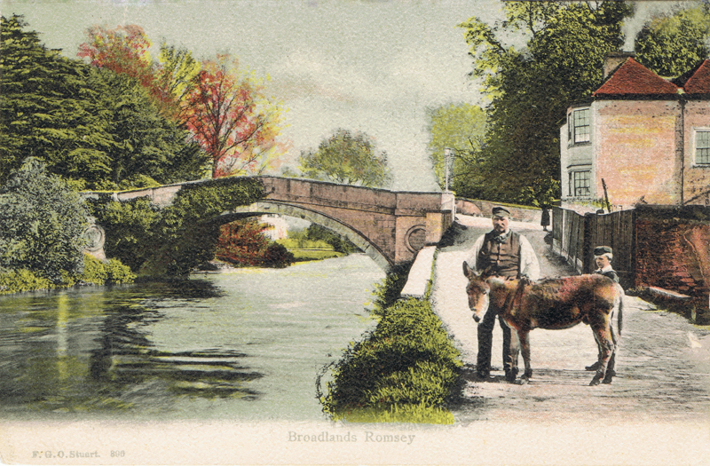 Broadlands, Romsey