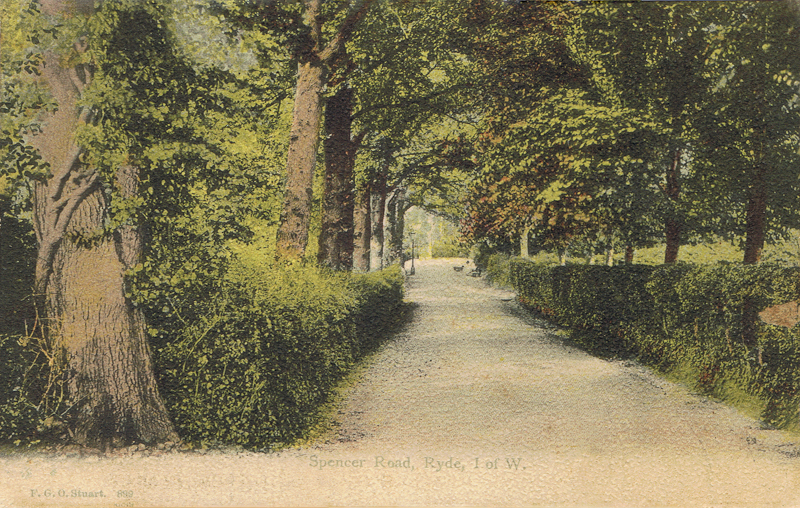 Spencer Road, Ryde, I. of W.