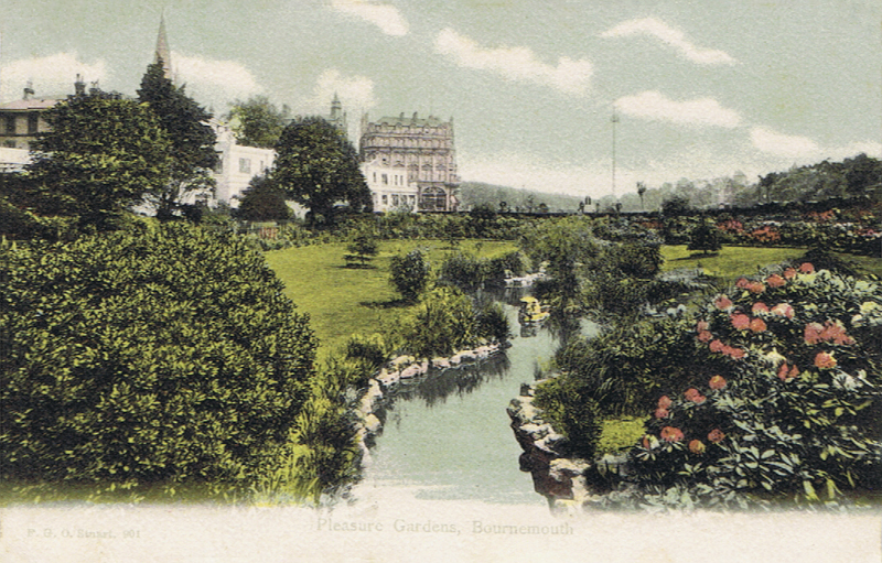Pleasure Gardens, Bournemouth