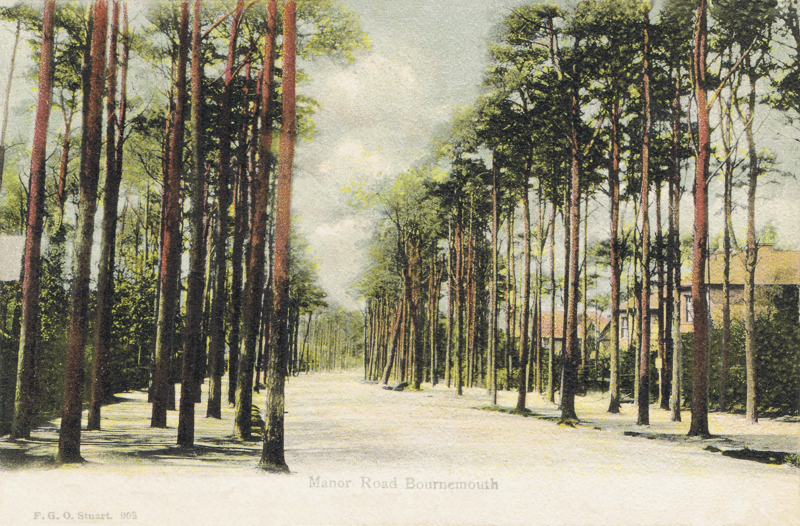 Manor Road, Bournemouth