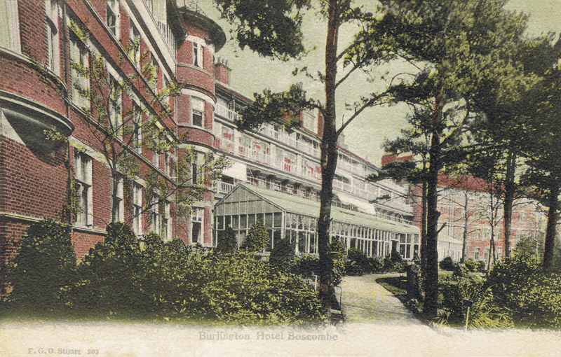Burlington Hotel, Boscombe
