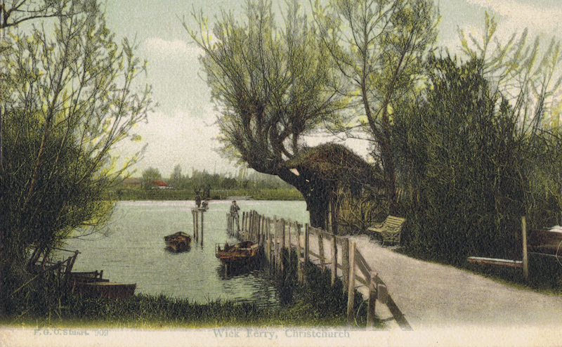 Wick Ferry, Christchurch