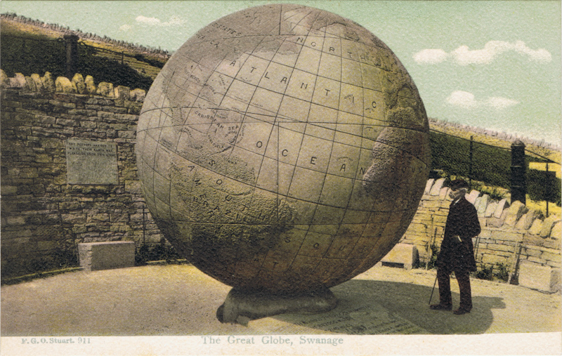 The Great Globe, Swanage