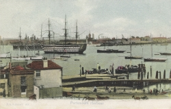 915  -  Portsmouth Harbour