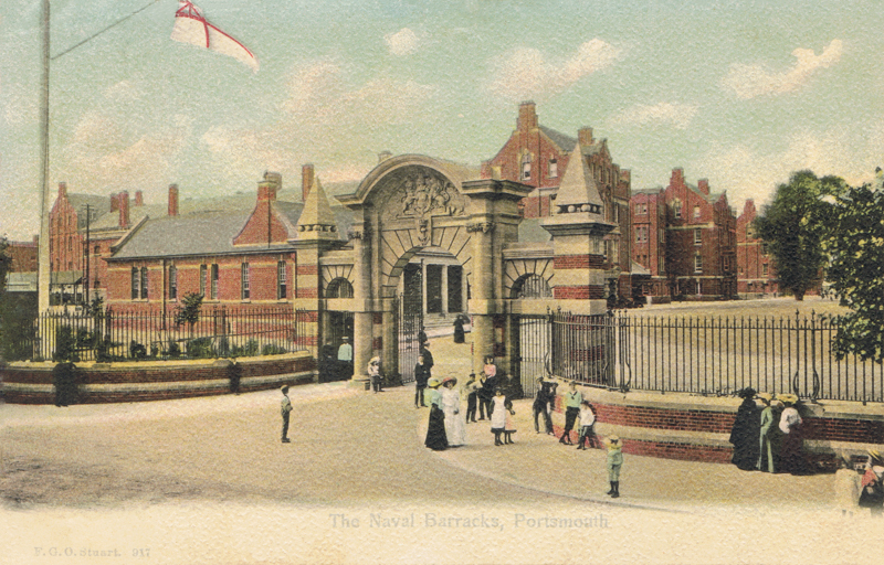 The Naval Barracks, Portsmouth