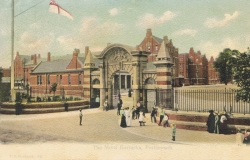 917  -  The Naval Barracks, Portsmouth
