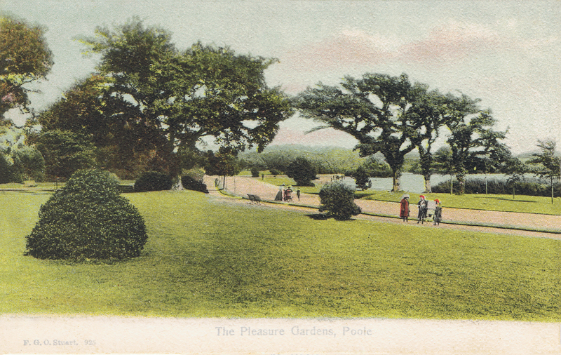 Pleasure Gardens, Poole