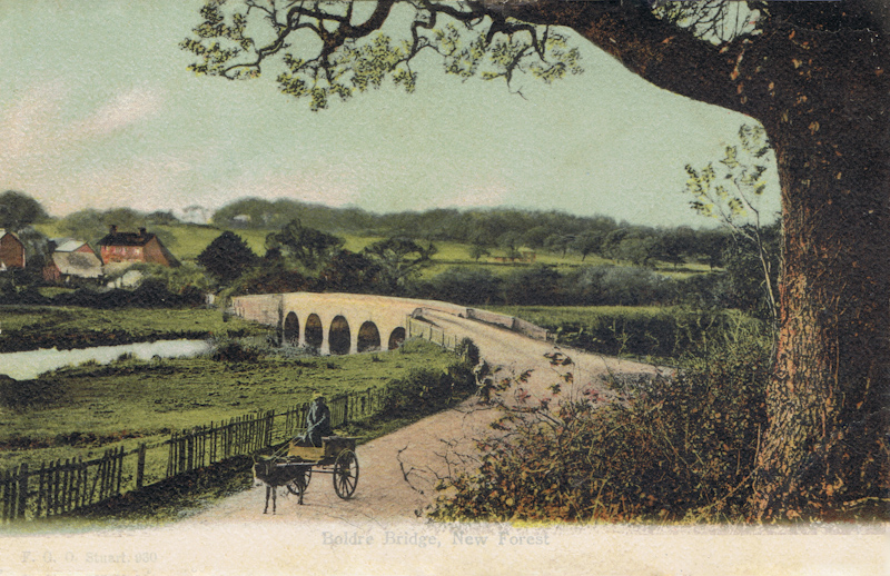 Boldre Bridge, New Forest